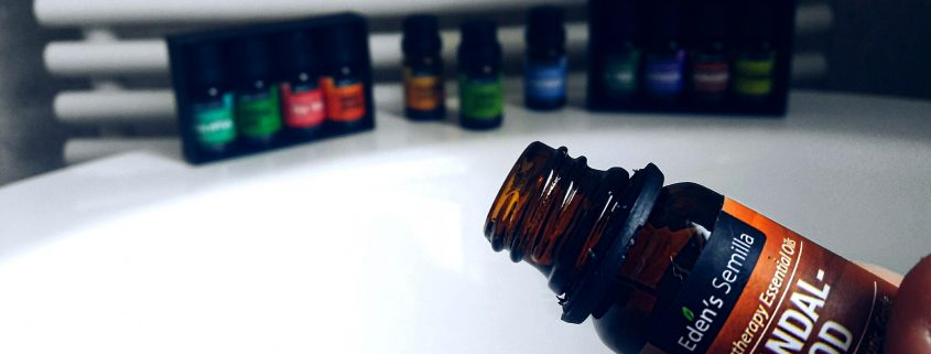 Sandlewood essential oils